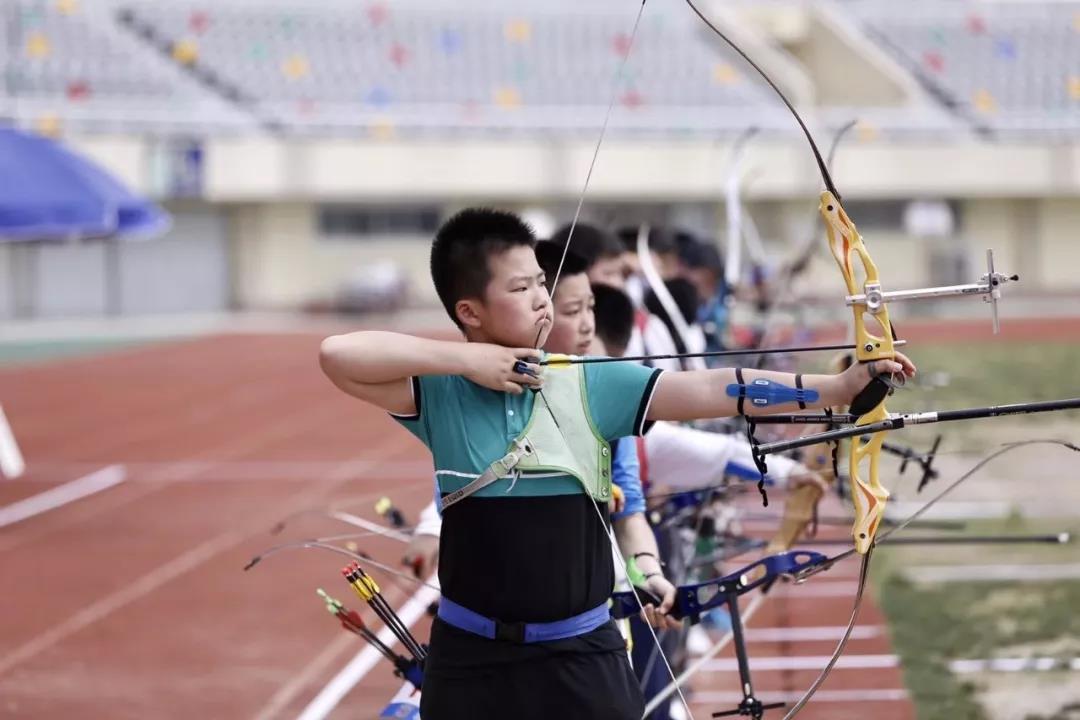 2018年浙江省青少年武术体育(动作阳光体育学项目体考传统图片