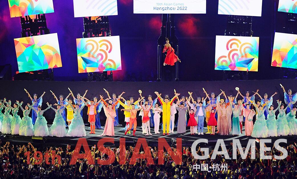 2022年第19届亚运会组委会官网