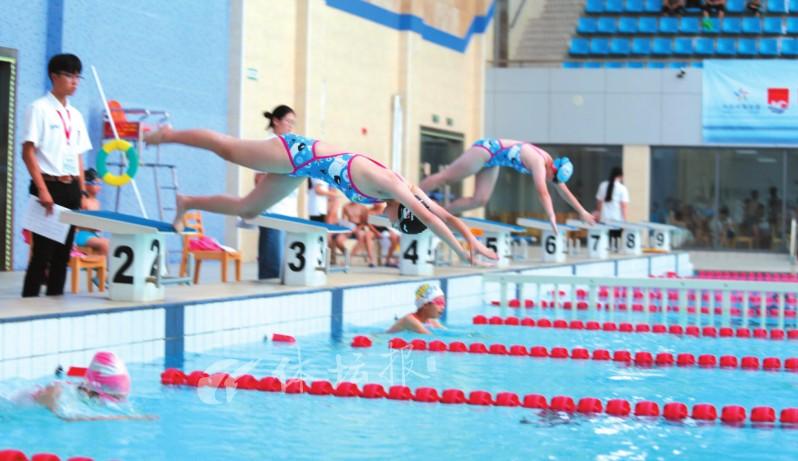 小泳将 大能量